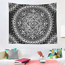 Mandala tapestry India wall hanging beach throw