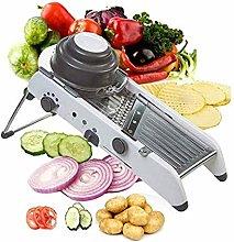 Mandolin Slicer, Professional PL8 Waffle Vegetable
