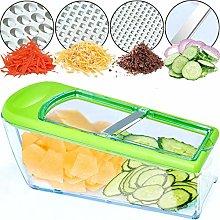 Mandoline Slicer - Vegetable Slicer Dicer Cutter