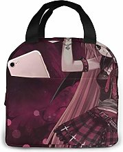Manga Death Note Amane Misa Purple Insulated Lunch