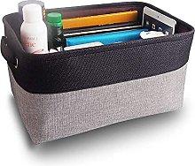 Mangata Canvas Storage Box, Fabric Storage Basket