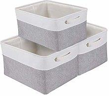 Mangata Collapsible Storage Bin Basket, Foldable