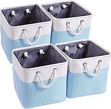 Mangata CubeStorage Box,(33x33x33cm 4Pack)Foldable