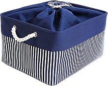 Mangata Fabirc Storage Boxes, Large Foldable