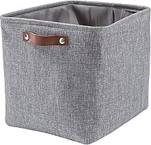 Mangata Fabric Storage Basket, Cube Storage Boxes
