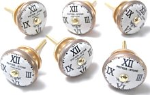 Mango Tree - Potter-Stone UK Clockface Antique