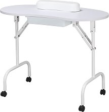 Manicure Table Nail Technician Workstation Art