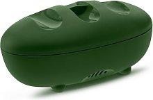 Manna Bread Box Koziol Colour: Forest green