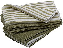 Manna Pack of 6 Microfibre Multi Purpose Cloths