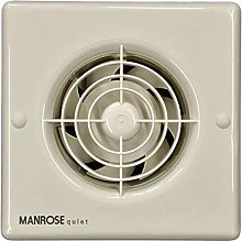 Manrose QF100TX5 Quiet Axial Extractor Fan IPX5