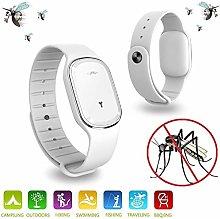 MANRS Ultrasonic Mosquito Repellent Bracelet,