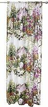 Mansikkapaikka Curtain 140x250 cm multi