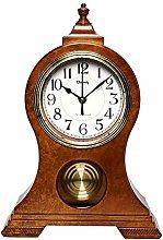 Mantel clock, Modern silent mantel clock, Mantle