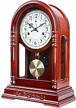 Mantel Clock Pure Copper Movement Mechanical Watch