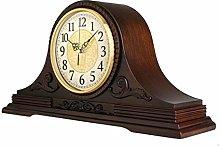 Mantel clocks, Mantle clock wooden bell