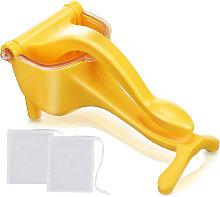 Manual Fruit Juicer Hand Press Lemon Squeezer