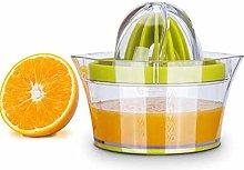 Manual Juice Cup Squeezed Orange Juice, Home Fruit