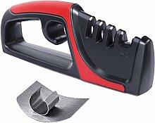 Manual Knife Sharpeners, 4 Stage Scissors