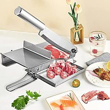 Manual Meat Slicer, Household Meat Bone Cutter