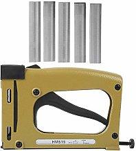 Manual Nail Gun, HM515 Brad Nailer, Cordless Pin
