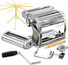 Manual Pasta Maker with Dryer - Multi-Pasta