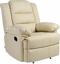 Manual Recliner Brayden Studio Upholstery Colour: