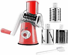 Manual Rotary Cheese Slicer Parmesan Cheese Grater