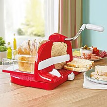 Manual Tabletop Kitchen Bread Cheese Food Slicer