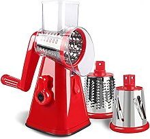 Manual Vegetable Cutter Blades Rotary Cheese