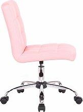 Manya Ergonomic Desk Chair Blue Elephant