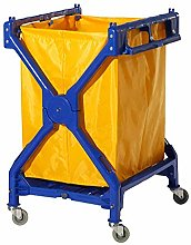 Manyao Trolley On Wheels Tool Folding Linen Car