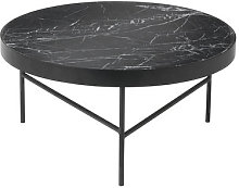 Marble Large Coffee table - Ø 70,5 x H 35 cm by