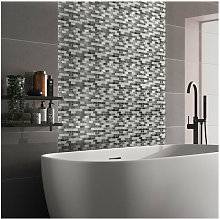 Marble Luxe Mosaic Tile Sheet 300 x 300mm - Mosaic