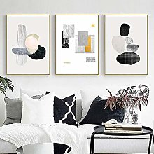 Marble Texture On The Wall Art Print Modern Canvas