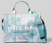 Marc Jacobs Small Canvas Traveller Tote - Blue