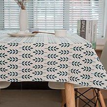 marca blanca Easy Wipe Clean Tablecloth Oilcloth,