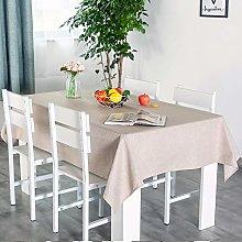 marca blanca Household Tablecloth Waterproof