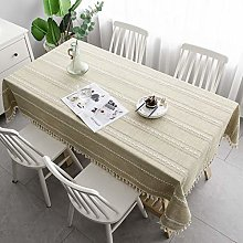marca blanca Wipe Clean Tablecloth Grey With Table