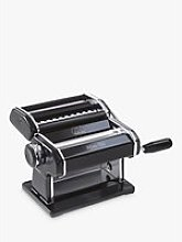 Marcato Atlas 150 Wellness Pasta Machine, Black
