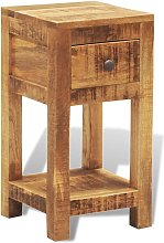 Marcellus 1 Drawer Bedside Table by Union Rustic -