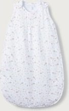Marcie Floral Sleeping Bag - 1.0 Tog, White,