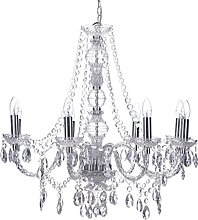 Marco Tielle 8 Arm Light Marie Therese Chandelier