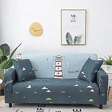Marekyhm-uk Modern Sea World Sofa Covers for