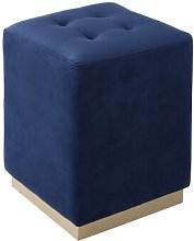 Margot Footstool Julian Joseph Upholstery Colour: