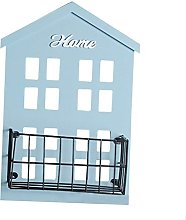MARGUERAS 1 x Wall Mounted Letter Rack / Key