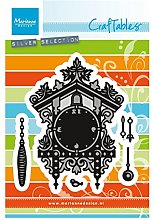 Marianne Design Craftable Cuckoo Clock Die, Metal,