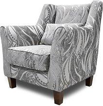 Mariano Armchair Willa Arlo Interiors Upholstery:
