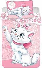 Marie Aristocats Baby Bedding Set 100% Cotton