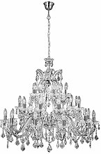 Marie Therese 30 Light Crystal Chandelier