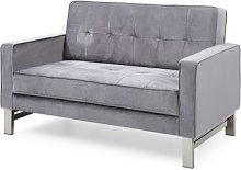 Marielle 2 Seater Sofa Canora Grey